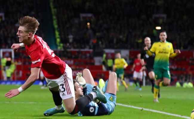 Brandon Williams Dazzles With Energetic Manchester United