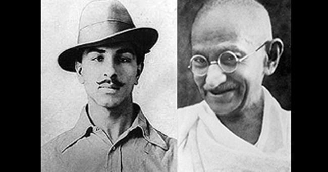 Mahatma Gandhi Tried His Best to Save Bhagat Singh's Life'