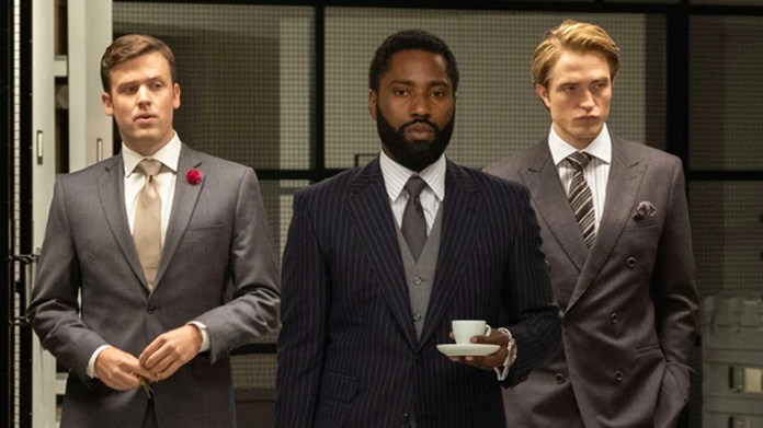 Tenet Film Review: Christopher Nolan's Film With John David Washington, Robert Pattinson, Dimple Kapadia Explore Time Inversion