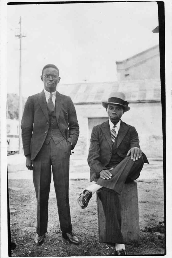 Vintage Photo The Sartorialist