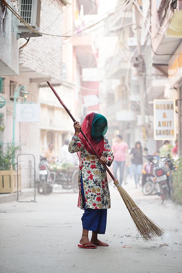 On the StreetThe Untouchables Delhi  The Sartorialist