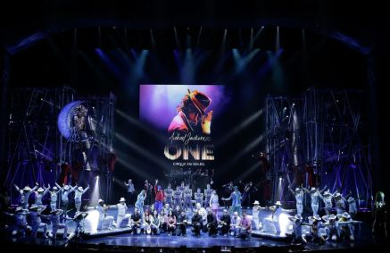 Las Vegas, Michael Jackson: One, Cirque du Soleil: | The Star