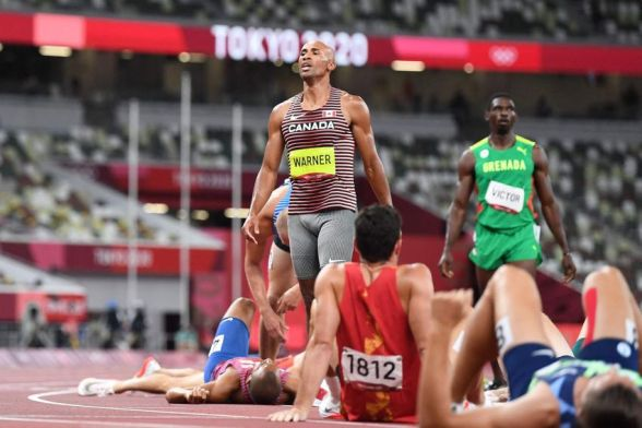 Canada's Damian Warner is the world's greatest athlete after decathlon  gold, even if he can't bring himself to say it | The Star