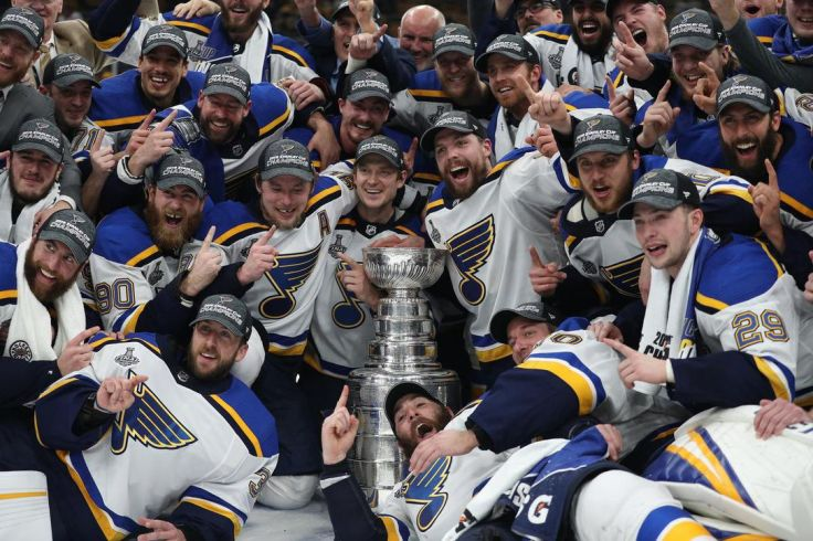 Blues' Stanley Cup win lifts spirit of St. Louis | The Star