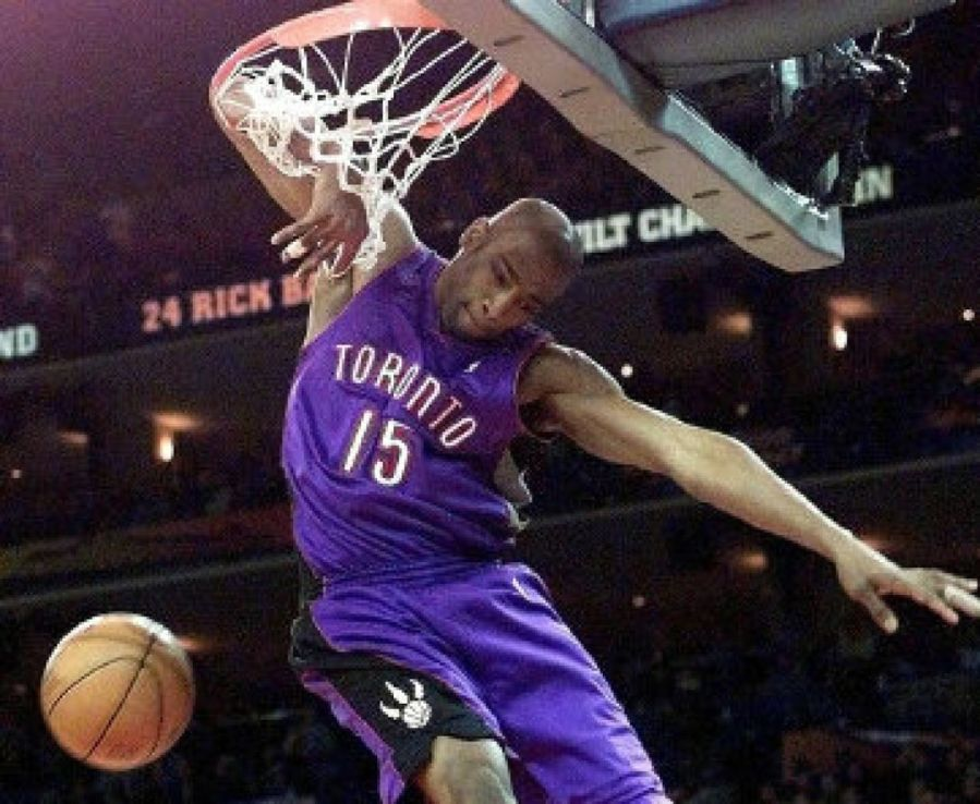 Image result for vince carter raptors