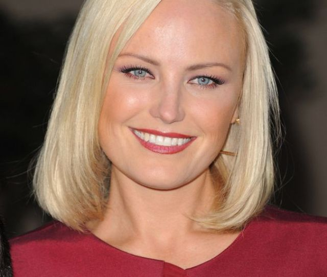 Malin Akerman May Be A Star In Tvs Trophy Wife But In Daily Life The New