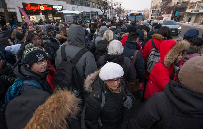 Expect delays if you're travelling on the Bloor line Wednesday morning.
