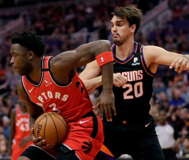 Resurgent Og Anunoby A Key Ingredient In Raptors Recipe For