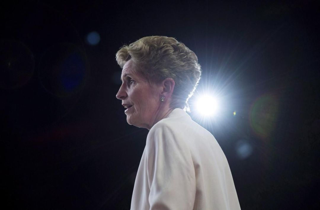 Liberal Premier Kathleen Wynne said her government has been working on the agreements for some time.