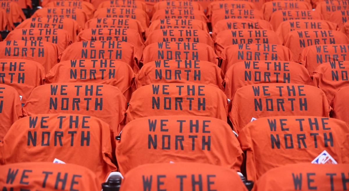 raptors seats game 5 - Raptors build momentum one defining moment at a time