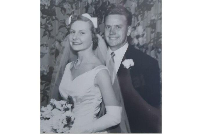Edward and Maggie Taylor, who are both 90, met on the first day of Edward's school in Canada when they were 16 years old.