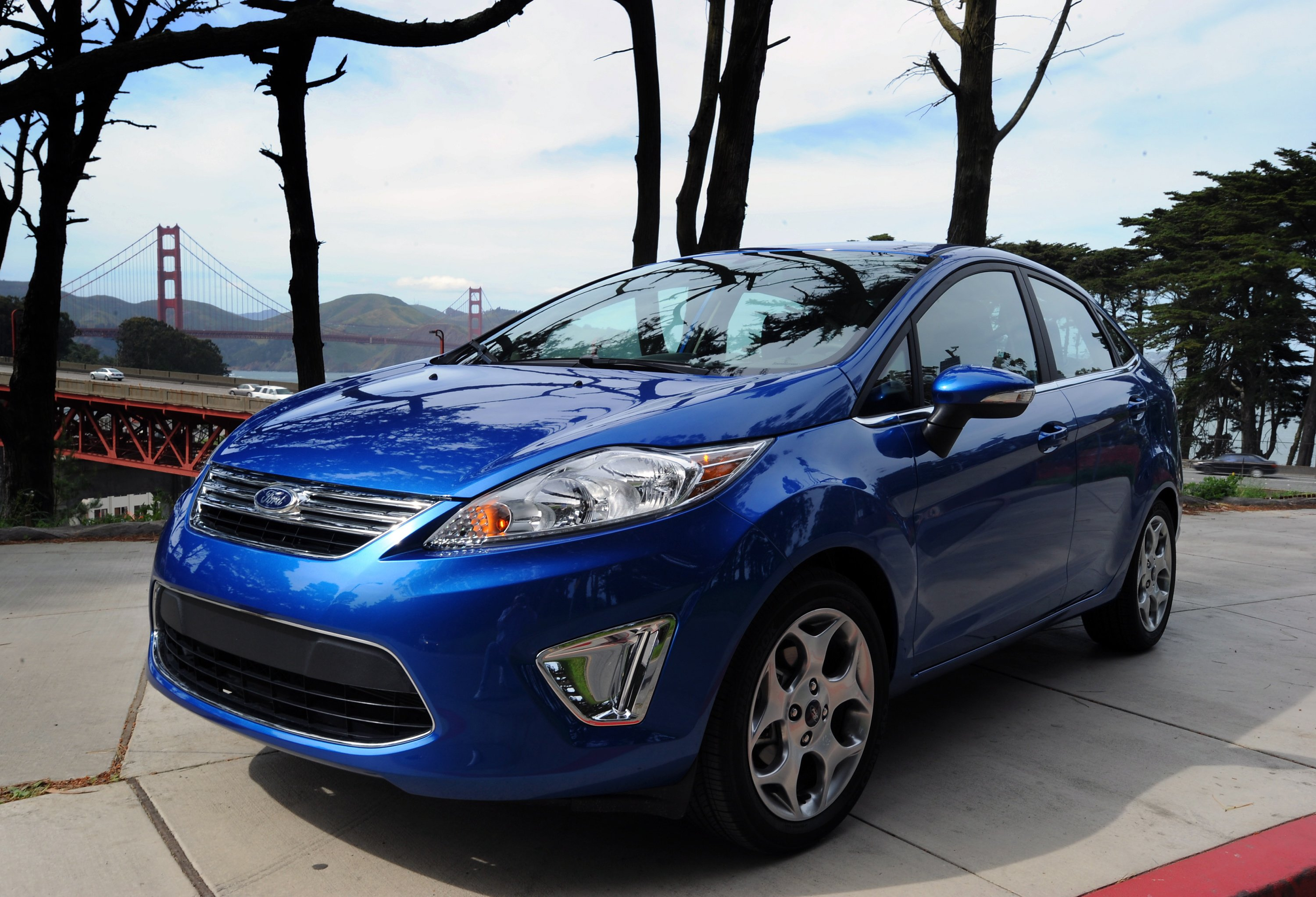 review 2011 ford fiesta the truth about cars. Black Bedroom Furniture Sets. Home Design Ideas