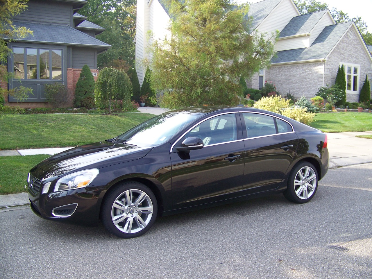review 2011 volvo s60 t6 the truth about cars. Black Bedroom Furniture Sets. Home Design Ideas