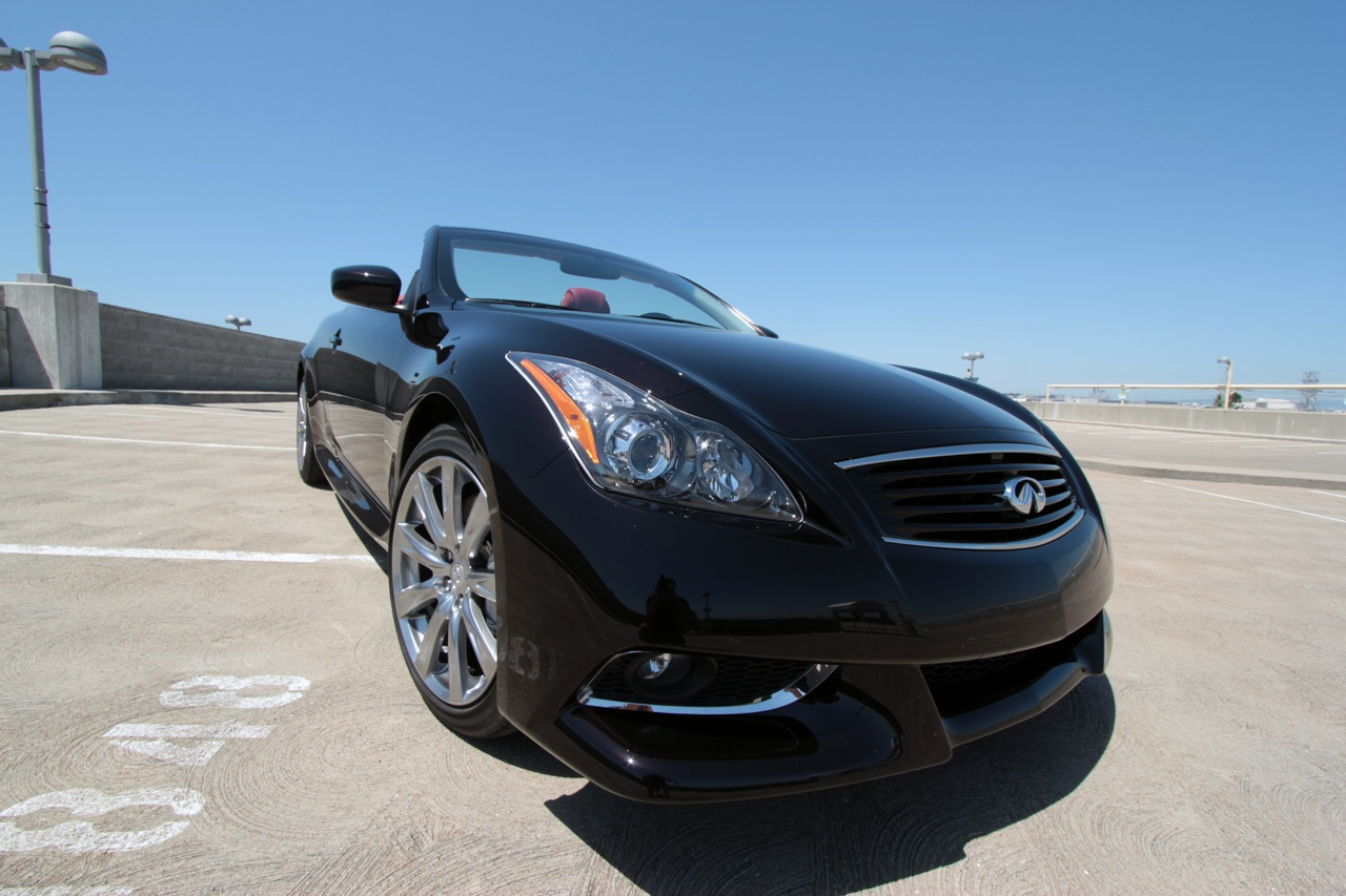 Review 2011 infiniti g37 convertible limited edition the truth released back in 2008 as a 2009 model the g37 convertible was designed from the beginning to be a convertible huh yes the g37 convertible is not just a vanachro Gallery