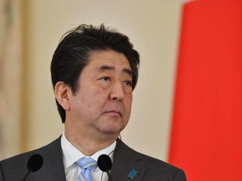 North Korea's nuclear program is of chief concern to Japan's Prime Minister Shinzo Abe. Picture: AAP