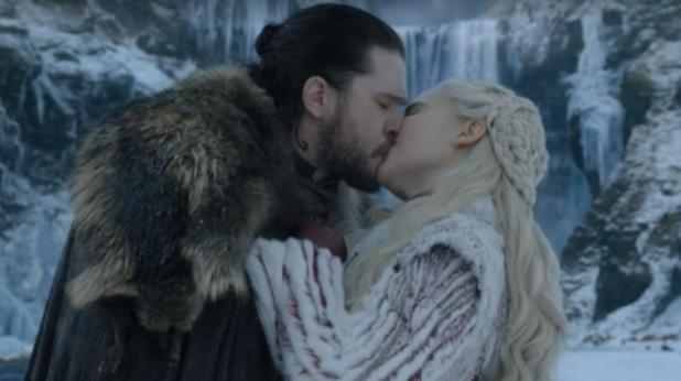 A spotlight is shone on the relationship between Jon Snow and Daenerys Targaryen.