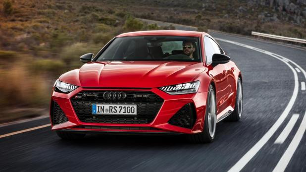 The new Audi RS 7 Sportback is expected to arrive in Australia in mid-2020. Pricing and specification will be announced closer to launch.