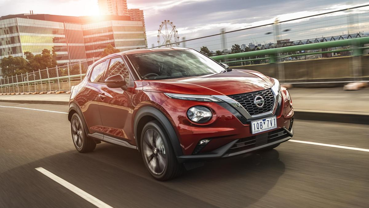 Local pricing for new Nissan Juke announced