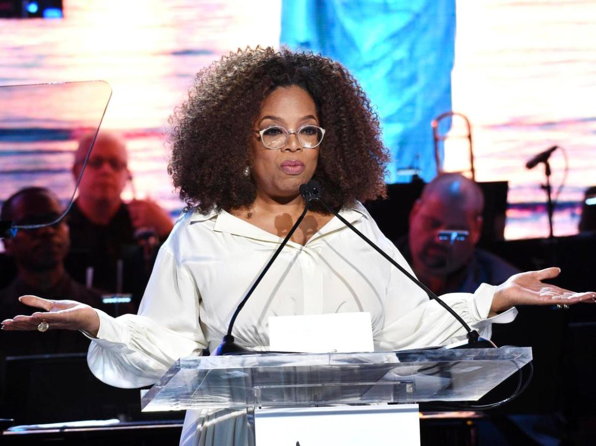 Oprah Winfrey is set to interview the couple next month.