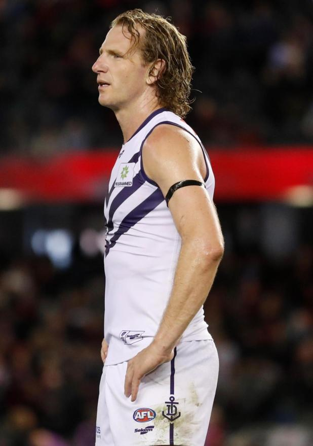 David Mundy wonders what could've been after the Dockers' loss to Essendon.