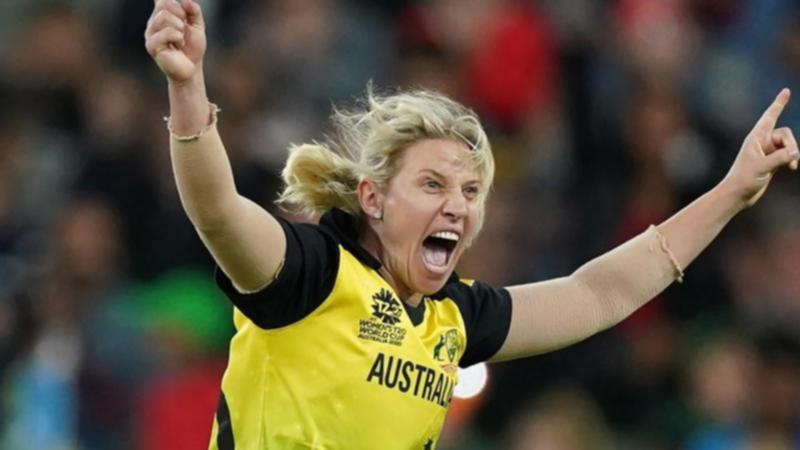 World Cup cricket star Kimmince retires   The West Australian