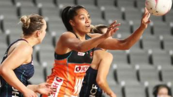 Giants rise to top of Super Netball ladder | The West Australian