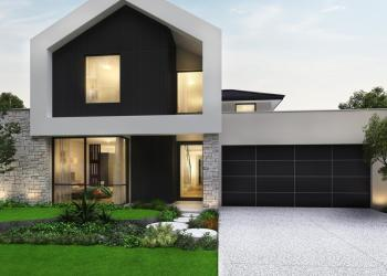 Dale Alcock introduces two-storey designs