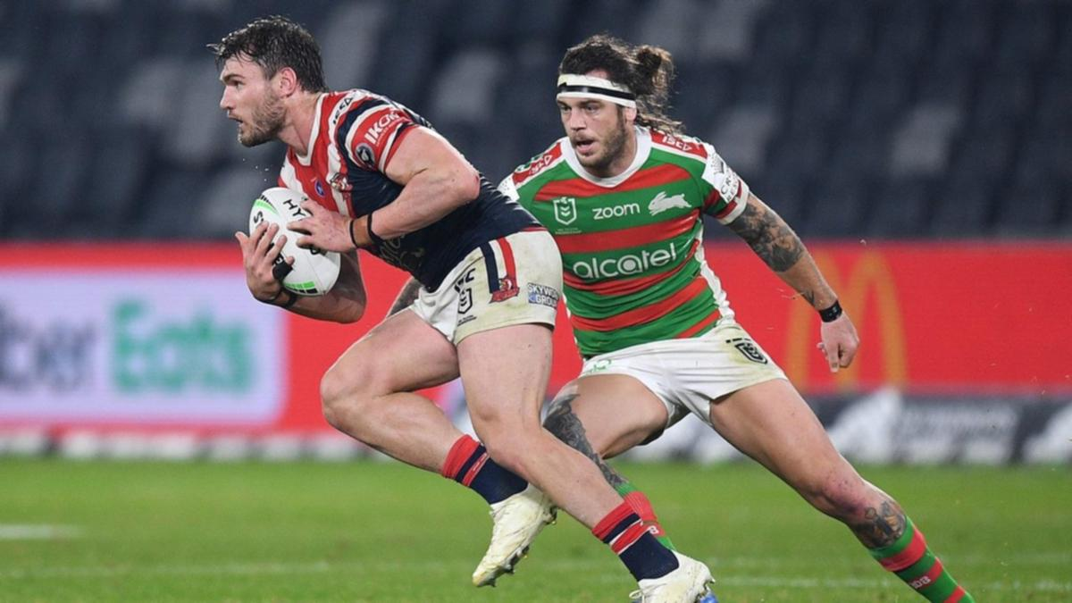 NRL changes suit Roosters' pack: Crichton