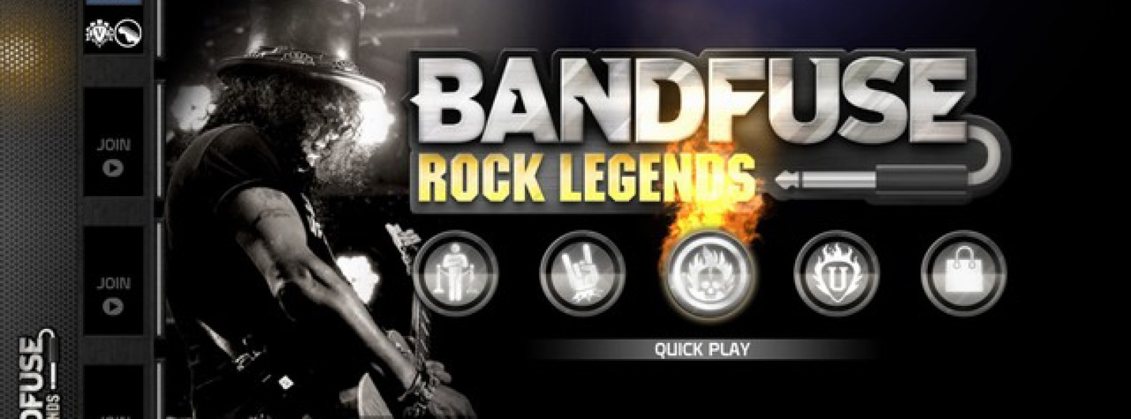 hight resolution of bandfuse rock legends music game heading to xbox 360 this november