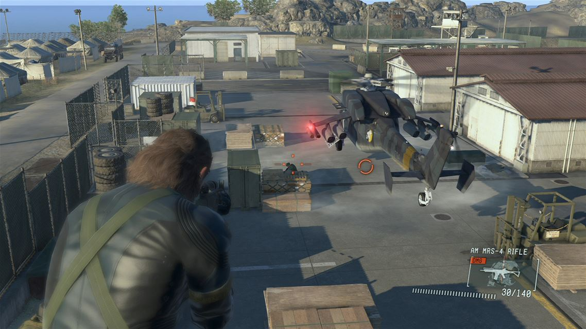Metal Gear Solid V Ground Zeroes Review This Is Xbox