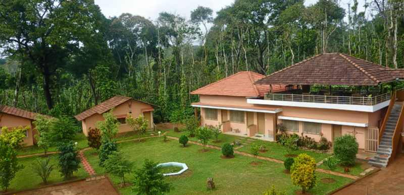 Offbeat Nature Cottages In Coffee Estate, Coorg
