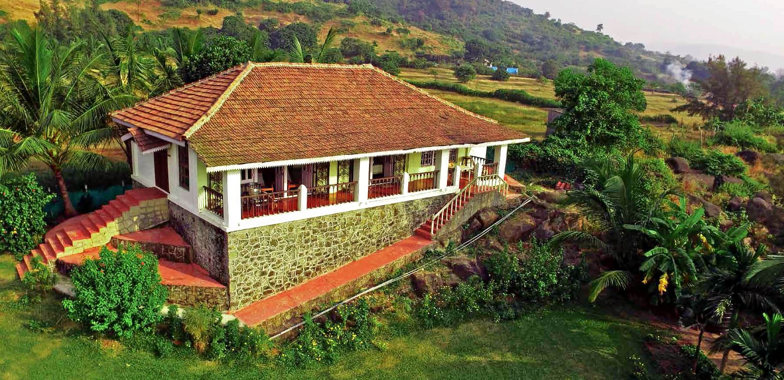 Stay In Beach Bungalow In Alibaug