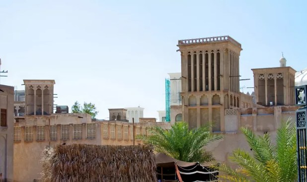 Get a Glimpse of Old Dubai in Bastakia