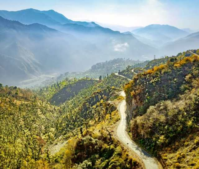 Green Valley Is Truly One Of The Most Famous Shimla Tourist Places And Photography Points In Shimla Seen As The Popular Shooting Spot In Different