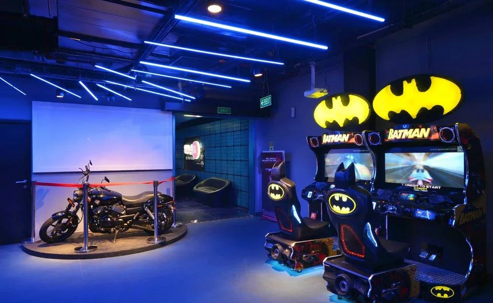 Smaaash Gurgaon The One Stop For Multiple Games