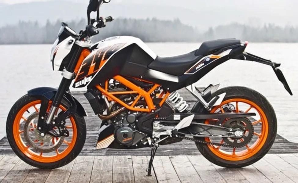 rent a ktm in