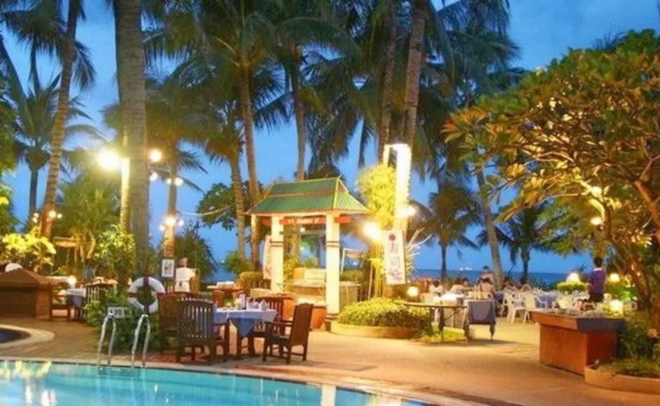Pattaya Beach Resorts