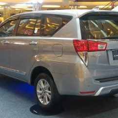 All New Kijang Innova Crysta Ram Radiator Grand Avanza Rent A Toyota In Goa Thrillophilia