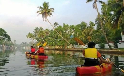 Kayaking In Kochi I Book Online & Save 20%