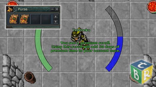 Premium Scrolls
