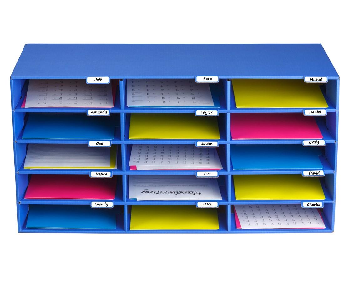 Adiroffice Classroom File Organizer