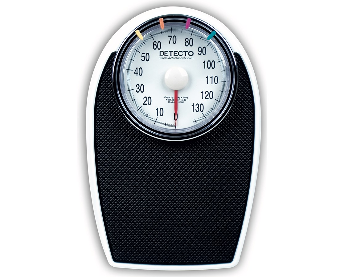 Detecto Large Dial Floor Scale  Save at Tiger Medical Inc