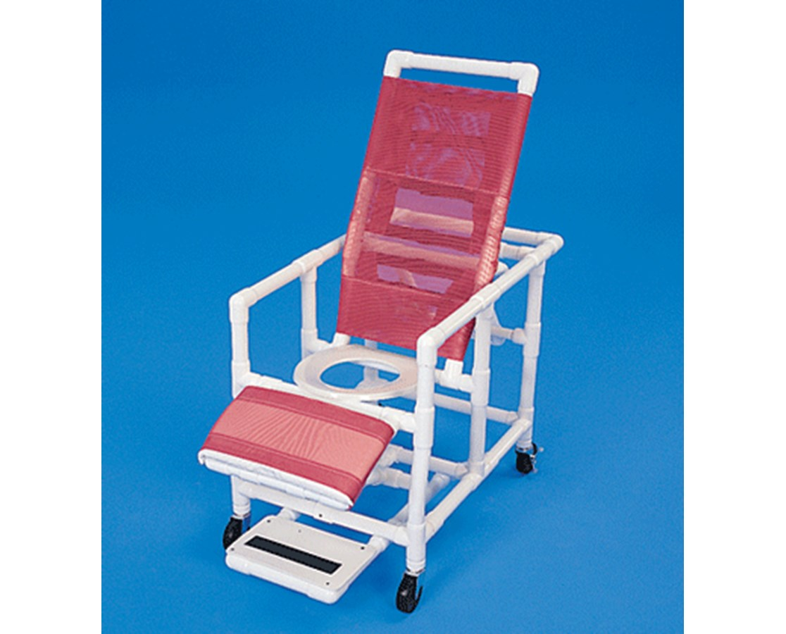 Pvc Shower Chair Healthline Pvc Reclining Shower Chair Free Shipping