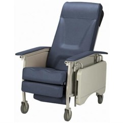 Invacare Clinical Recliner Geri Chair Gym Twister 3 Position Geriatric Free Shipping
