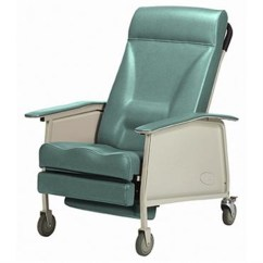 Invacare Clinical Recliner Geri Chair Ethan Allen Chairs Dining 3 Position Bariatric Geriatric Free Shipping