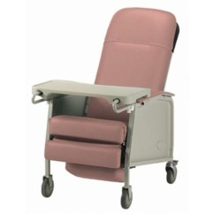 Invacare Clinical Recliner Geri Chair Swivel Icon 3 Position Geriatric Free Shipping