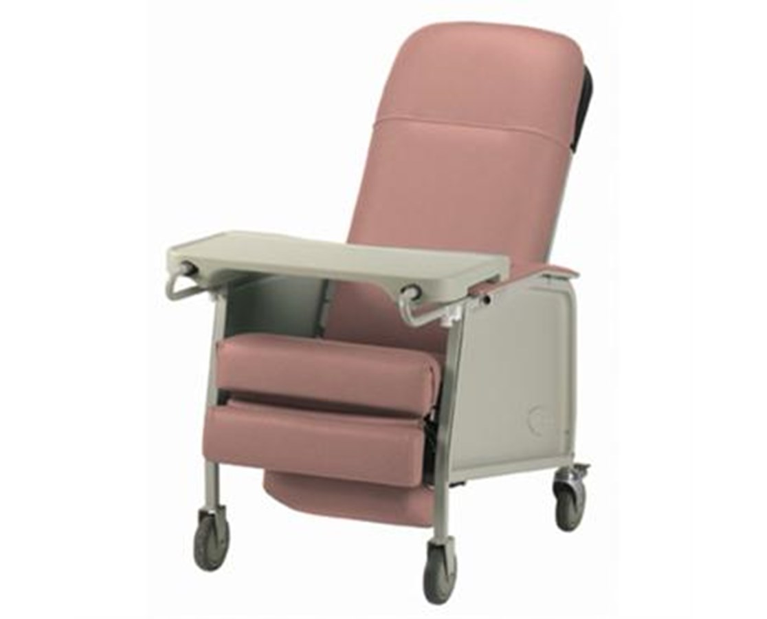 Geriatric Chairs Invacare 3 Position Geriatric Recliner Free Shipping