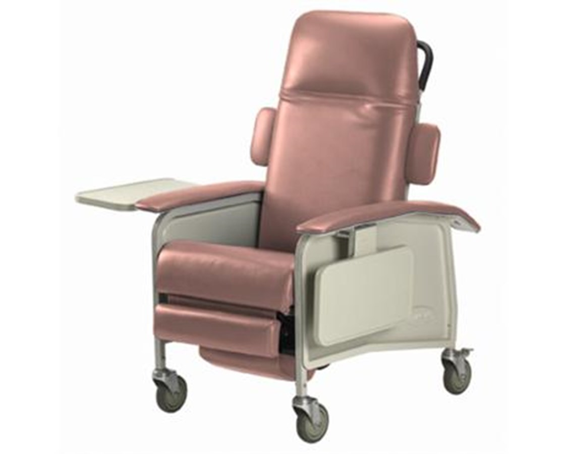 invacare clinical recliner geri chair the most comfortable 3 position treatment free shipping