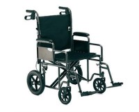 Invacare Heavy-Duty Bariatric Transport Chair - FREE ...