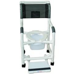 Pvc Commode Chair Chairs For School Mjm Standard Shower Save At Tiger